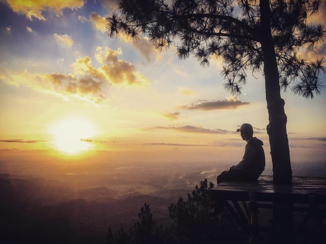 Puncak Becici Sunset