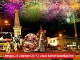 Event Tahun Baru Di Jogja