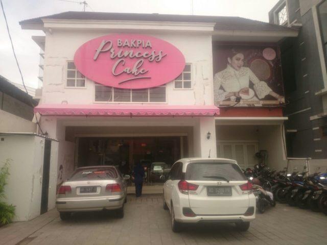 Alamat Bakpia Princess Cake