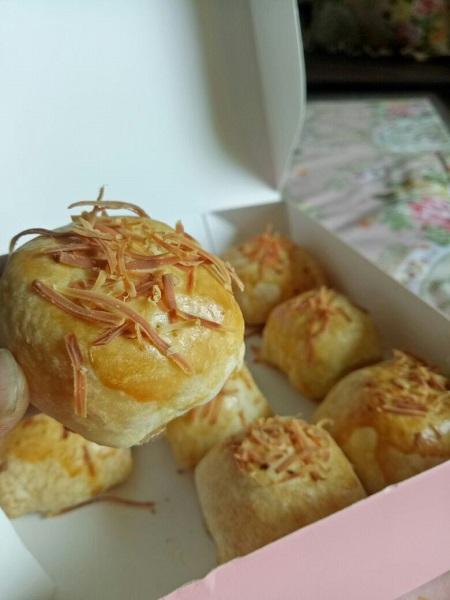 Bakpia Mini Princess Cake Jogja