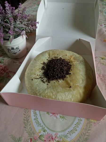 Bakpia Princess Cake Cocolate