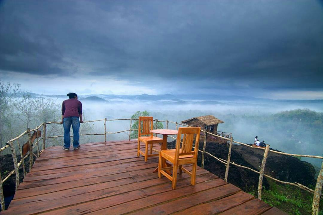 Wisata Alam Gunung Ireng Pengkok Patuk Gunung Kidul