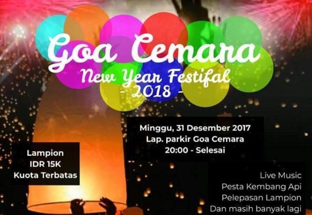 Event Tahun Baru 2018