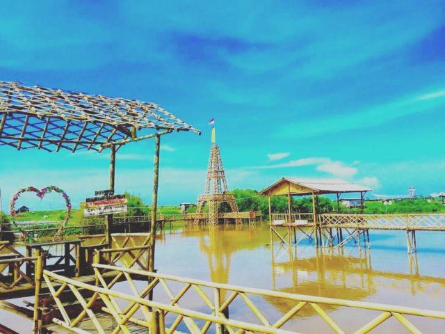 Spot Foto Keren Pantai Pasir Kadilangu